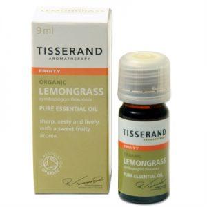 Óleo Essencial Lemongrass (Capim-limão) Tisserand