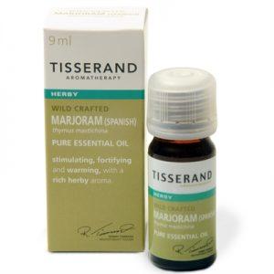 Óleo Essencial Marjoran Tisserand