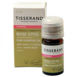 Óleo Essencial Rose Otto (Rosa Damascena) Tisserand