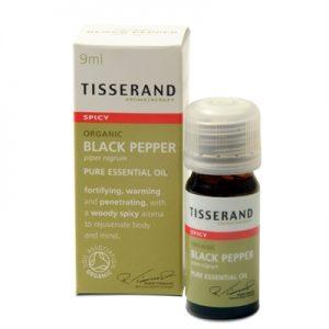 Óleo Essencial Black Pepper (Pimenta Preta) Tisserand