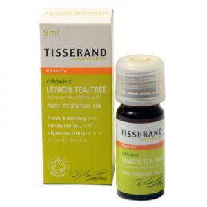 Óleo essencial Lemon Tea-Tree Tisserand