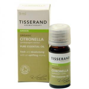 Óleo Essencial de Citronella (Citronela) Tisserand