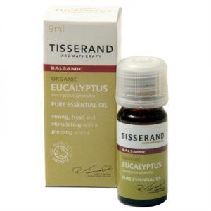 Óleo Essencial Eucalyptus (Eucalipto) Tisserand