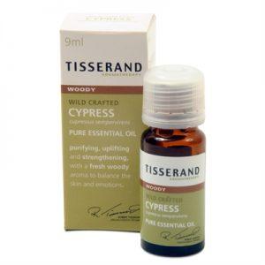 Óleo Essencial Cypress (Cipreste) Tisserand