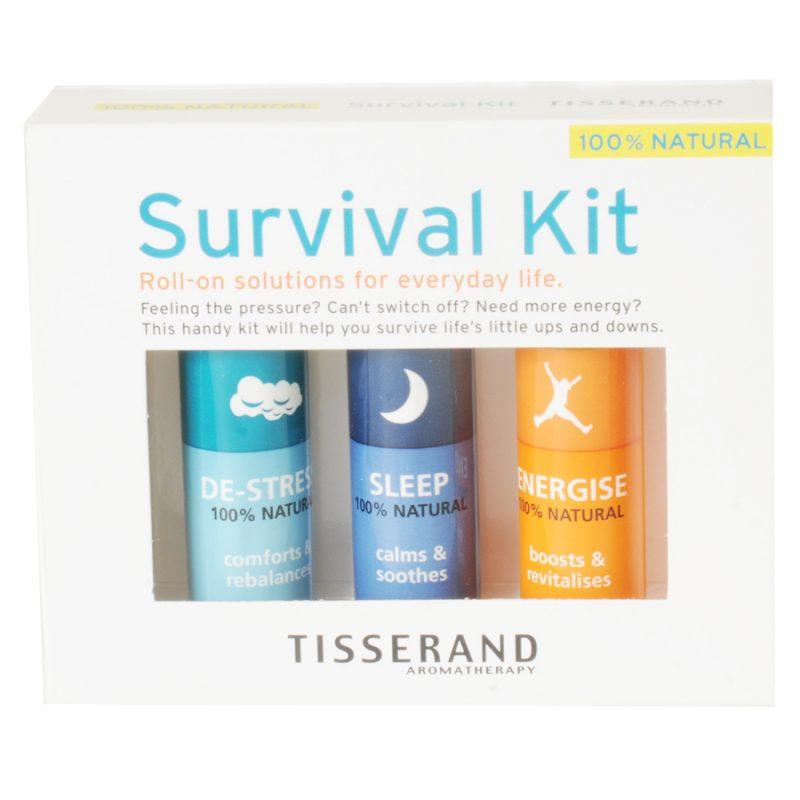 Kit Survival Kit Survival (De Stress+Sleep+Energise)