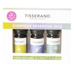 Kit Oleos essencial Everyday Tisserand
