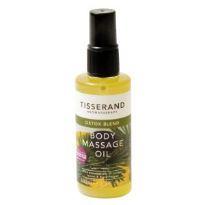 Oleo de massagem Detox Blend Tisserand