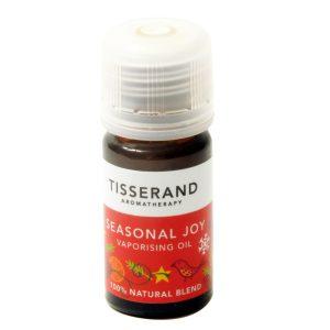 Oleo de vaporizacao Seasonal Joy Tisserand