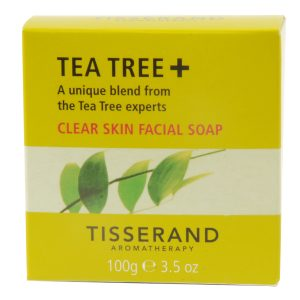 Sabonete facial Tea Tree Tisserand