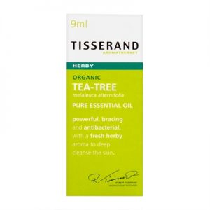 Óleo Essencial Tea Tree 9 ml Tisserand
